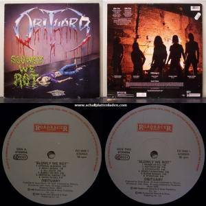 Obituary: Slowly We Rot (LP) - Bild 2