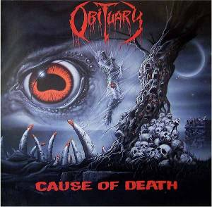 Obituary: Cause Of Death (LP) - Bild 1