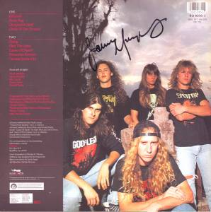 Obituary: Cause Of Death (LP) - Bild 2
