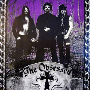 The Obsessed: Obsessed, The - Cover