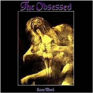 The Obsessed: Lunar Womb - Cover