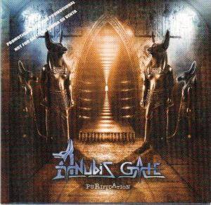 Anubis Gate: Purification - Cover