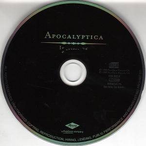 Apocalyptica: Inquisition Symphony (CD) - Bild 3