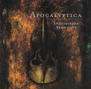 Apocalyptica: Inquisition Symphony (CD) - Bild 1