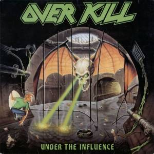 Overkill: Under The Influence (LP) - Bild 1