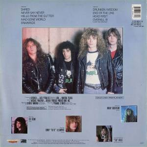 Overkill: Under The Influence (LP) - Bild 2