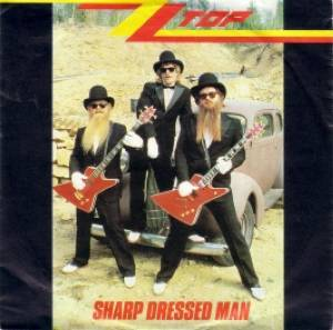 ZZ Top: Sharp Dressed Man - Cover