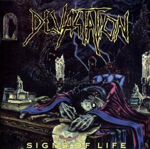 Devastation: Signs Of Life - Cover