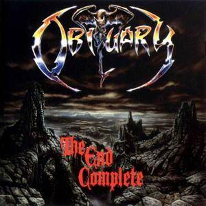 Obituary: The End Complete (CD) - Bild 1