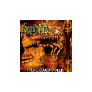 Obscenity: Cold Blooded Murder - Cover