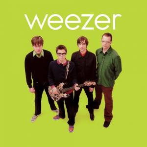 Weezer: Weezer (The Green Album) - Cover