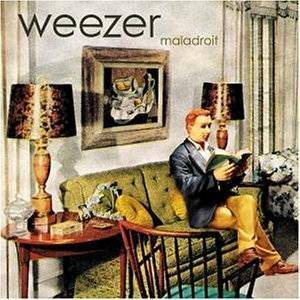 Weezer: Maladroit - Cover