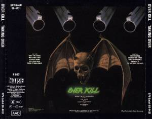 Overkill: Taking Over (CD) - Bild 2