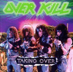 Overkill: Taking Over - Cover