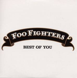 Foo Fighters: Best Of You - Cover