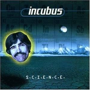 Incubus: S.C.I.E.N.C.E. - Cover