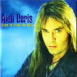 Cover - Andi Deris: Come In From The Rain