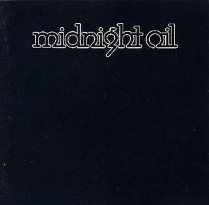Cover - Midnight Oil: Midnight Oil