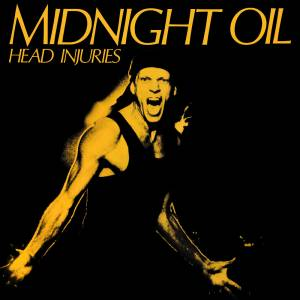 Cover - Midnight Oil: Head Injuries