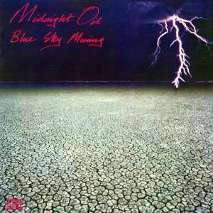 Cover - Midnight Oil: Blue Sky Mining