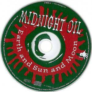 Midnight Oil: Earth And Sun And Moon (CD) - Bild 3