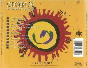 Midnight Oil: Earth And Sun And Moon (CD) - Bild 4