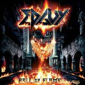 Edguy: Hall Of Flames - Cover
