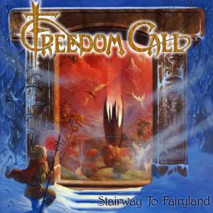 Cover - Freedom Call: Stairway To Fairyland