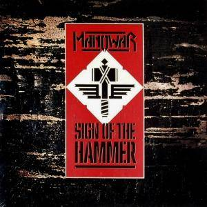 Manowar: Sign Of The Hammer - Cover
