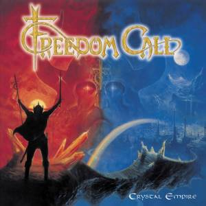 Cover - Freedom Call: Crystal Empire