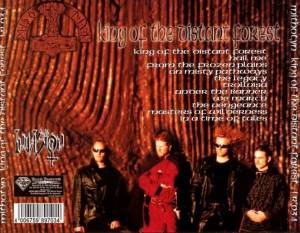 Mithotyn: King Of The Distant Forest (CD) - Bild 3