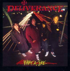 Cover - Deliverance: What A Joke