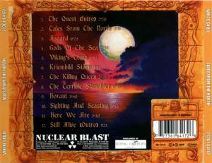 White Skull: Tales From The North (CD) - Bild 2