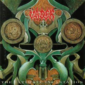 Vader: Ultimate Incantation, The - Cover