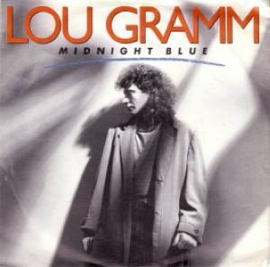 Lou Gramm: Midnight Blue - Cover