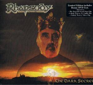 Rhapsody: Dark Secret, The - Cover