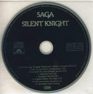 Saga: Silent Knight (CD) - Bild 4