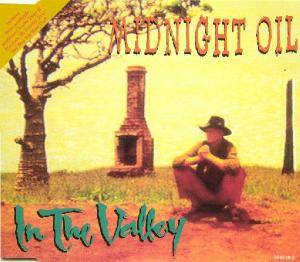 Midnight Oil: In The Valley - Cover