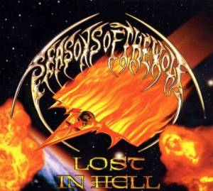 Seasons Of The Wolf: Lost In Hell - Cover