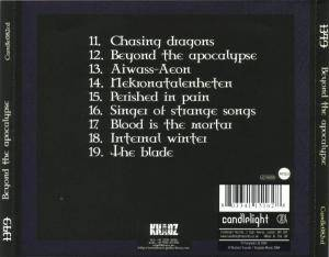 1349: Beyond The Apocalypse (CD) - Bild 2
