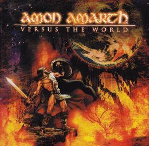 Amon Amarth: Versus The World (CD) - Bild 1