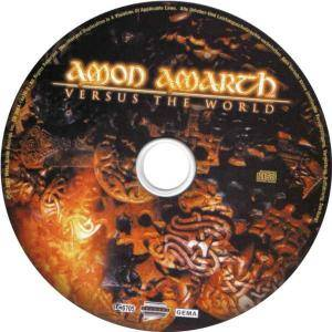 Amon Amarth: Versus The World (CD) - Bild 3
