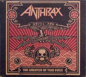 Anthrax: The Greater Of Two Evils (2-CD) - Bild 1