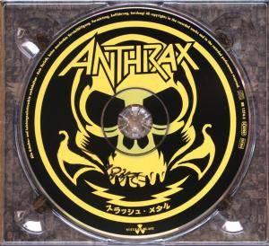 Anthrax: The Greater Of Two Evils (2-CD) - Bild 5