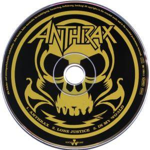 Anthrax: The Greater Of Two Evils (2-CD) - Bild 6