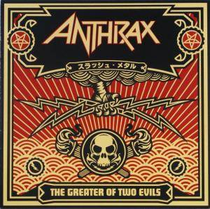 Anthrax: The Greater Of Two Evils (2-CD) - Bild 7