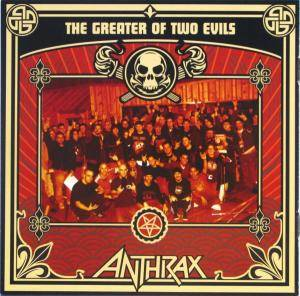 Anthrax: The Greater Of Two Evils (2-CD) - Bild 8
