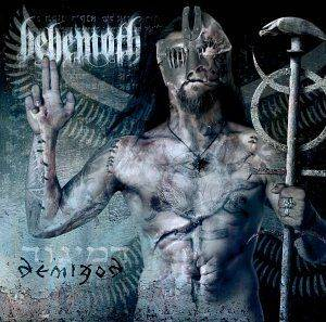 Behemoth: Demigod - Cover