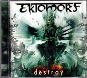 Ektomorf: Destroy (CD) - Bild 3