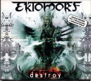 Ektomorf: Destroy - Cover